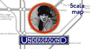 London Underground film map, 1916 – 2016