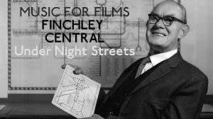 Roz and Tim visit the plaque, on the southbound platform, Finchley Central Underground Station to London Underground map designer Harry Beck, and discuss the British Transport film 'Under Night Streets' in light of Beck's imagining of London's underworlds.