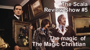 Roz Kaveney and Tim Concannon reflect on the mad genius of the Peter Sellers and Ringo Starr starrer 'The Magic Christian'.