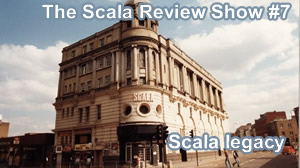 Roz  and Tim  talk to film producer Stephen Woolley, Janes Giles and Helen Dewitt from the British Film Institute, all of whom used to work together at the legendary Scala film club.