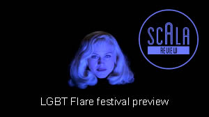 Compilation of LGBT film discussions to coincide with BFI Flare at London's South Bank. Including Scala luminary Stephen Woolley, discussion with Kim Newman, and Brian Robinson. Music includes Death Grips, Café Flesh, Claudia Fontaine, Yellow Magic Orchestra.
