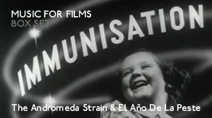 Music for Films: Box Set – The Andromeda Strain & El Año De La Peste