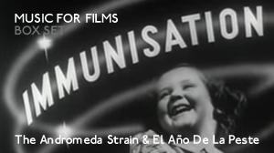 Music for Films: Box Set – The Andromeda Strain & El Año De La Peste