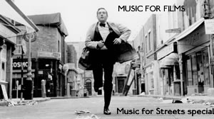 Music for Films: Music for Streets special