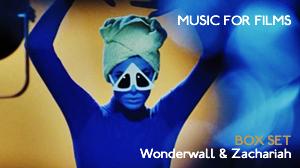 Music for Films: Box Set – Wonderwall & Zacariah