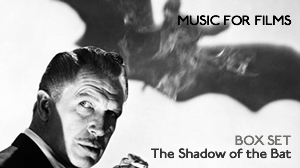 Music for Films: Box Set – The Shadow of the Bat